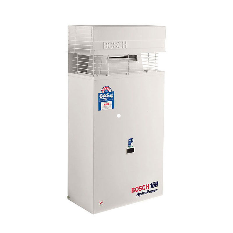 Bosch Hydropower 16 Gas Continuous Flow Hot Water System Adelaide
