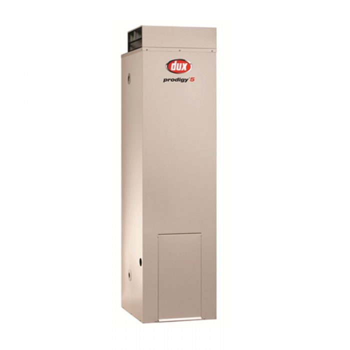 Dux Prodigy 5 Gas Storage Hot Water System Adelaide