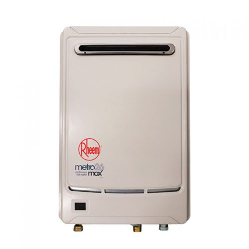 Rheem Metro 26L Gas Continuous Flow Water Heater Adelaide
