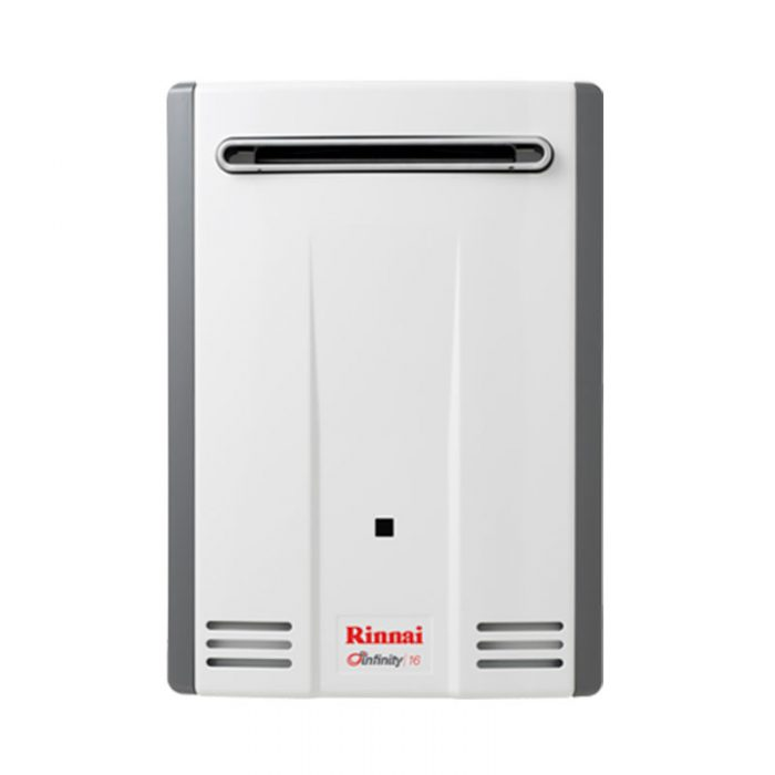 Rinnai Infinity 16 Continuous Flow Gas Hot Water System Adelaide