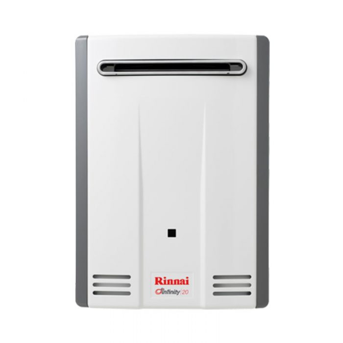 Rinnai Infinity 20 Continuous Flow Gas Hot Water System Adelaide