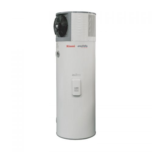 Rinnai Enviroflo Electric 250 Heat Pump Hot Water System EHPA250VM