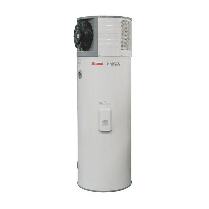 Rinnai Enviroflo Electric 250 Heat Pump Hot Water System EHPA250VM
