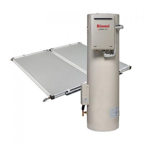 Rinnai Sunmaster System 3 Flat Plate Solar Hot Water System SG2152B-S20L