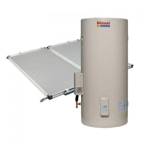 Rinnai Sunmaster System 7 Flat Plate Solar Hot Water System SE315AM2B-MID
