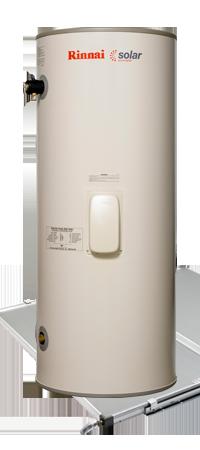 Rinnai Solar Hot Water Service