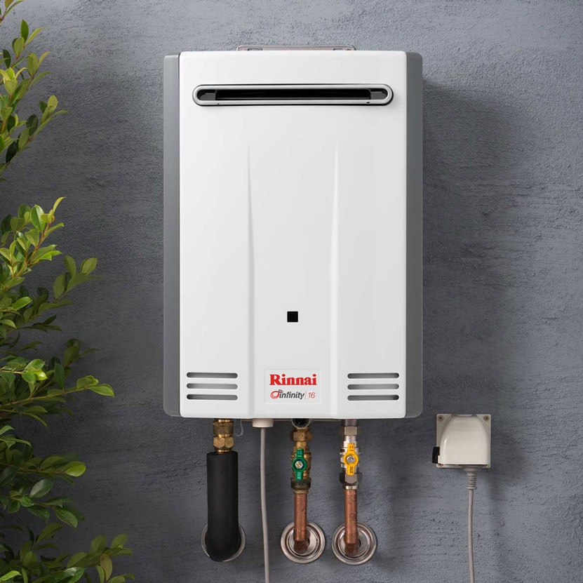 Rinnai Infinity Confintuous Flow Infinity 16